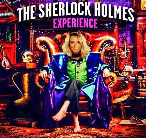 The Sherlock Holmes Date