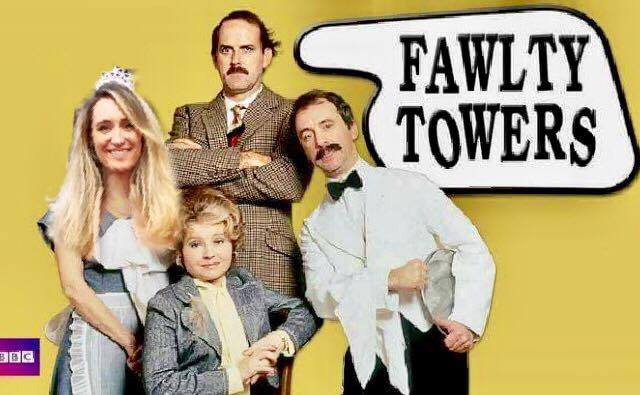 The Fawlty Towers Date
