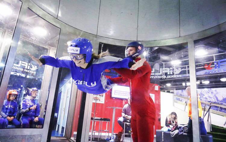 The iFLY Date